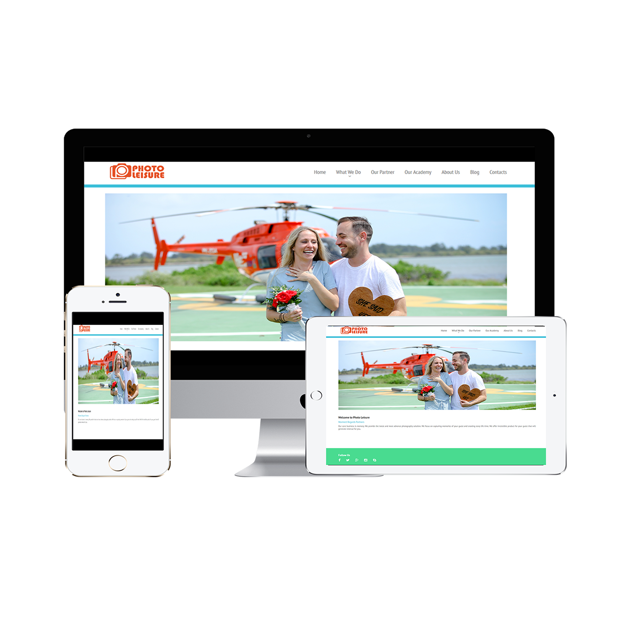 web design photoleisure
